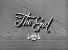 MGM The End