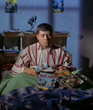 Image result for artists and models 1955 Jerry lewis