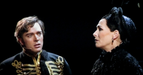 Image result for Phantom of the Opera webber madame giry and raoul